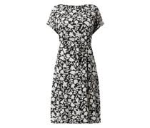 Kleid aus Viskose mit Modell 'Ester'