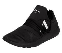 Sneaker mit Mesheinsatz Modell 'Raven'