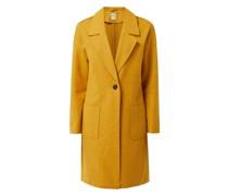 Mantel mit Reverskragen Modell 'Nana'