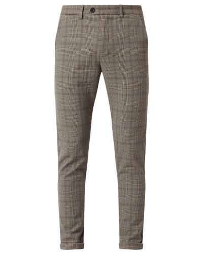 Slim Fit Stoffhose mit Stretch-Anteil Modell 'Marco'