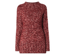 Pullover aus mehrfarbigem Mouliné