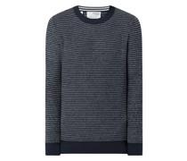 Pullover aus Bio-Baumwolle Modell 'Wesley'