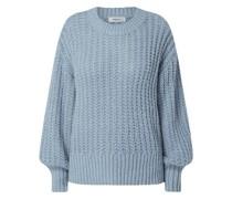 Pullover mit Alpaka-Anteil Modell 'Heidi'