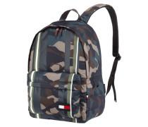 Rucksack mit Camouflage-Muster