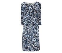 Kleid mit seitlichen Kontraststreifen