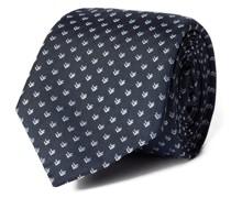 Krawatte mit Allover-Muster (6 cm)