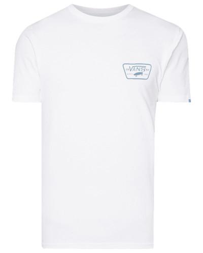 Custom Fit T-Shirt mit Logo-Prints