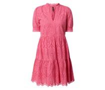 Kleid aus Lochspitze Modell 'Holi'