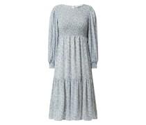 Kleid mit floralem Muster Modell 'Caltum'