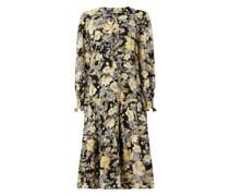 Blusenkleid mit floralem Muster Modell 'Blossom'