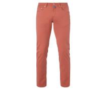 Tapered Fit 5-Pocket-Hose mit Stretch-Anteil