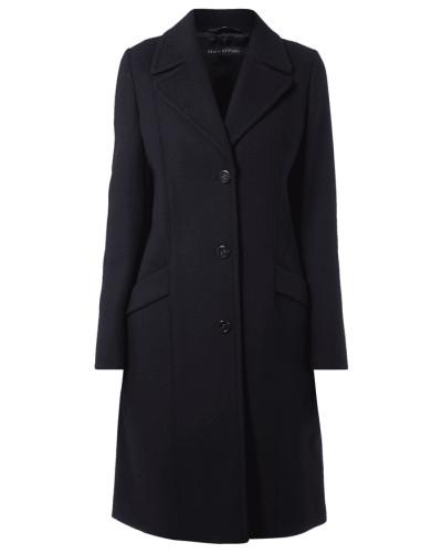 marc o 39 polo damen mantel mit reverskragen reduziert. Black Bedroom Furniture Sets. Home Design Ideas