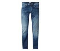 Regular Fit Jeans mit Stretch-Anteil Modell 'Cash'