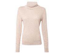 Pullover aus Wollmischung mit Seide-Anteil