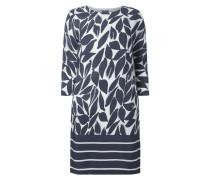 PLUS SIZE - Kleid mit künstlerischem Muster