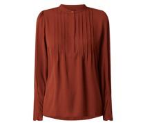 Bluse mit Stehkragen Modell 'Livia'