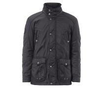 Jacke aus beschichteter Baumwolle