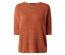 Pullover mit 3/4-Arm Modell 'Tuesday'