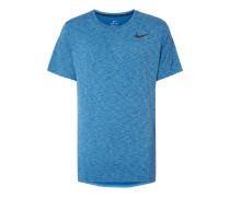 T-Shirt in Melangeoptik - Dri-FIT