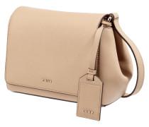 Crossbody Bag aus Leder mit Saffiano-Struktur