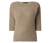 Pullover mir 3/4-Arm Modell 'Tuesday'