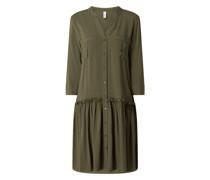 Kleid im Utility-Look