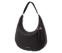 Hobo Bag aus Saffianoleder