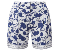 Shorts mit Logo-Streifen