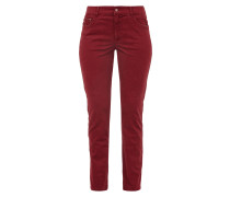 Slim Fit 5-Pocket-Hose mit Stretch-Anteil
