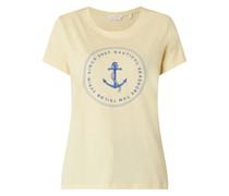 T-Shirt aus Bio-Baumwolle