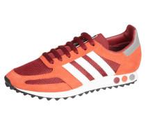 Sneaker 'LA TRAINER' mit Veloursleder