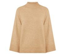 Pullover mit Stehkragen Modell 'Cleo'