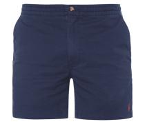 Classic Fit Shorts mit elastischem Bund