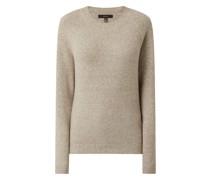 Pullover mit Stretch-Anteil Modell 'Doffy'