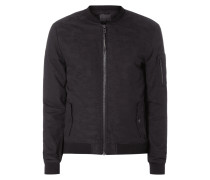 Bomber mit Camouflage-Muster