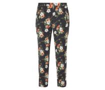 Easy Pants mit floralem Muster