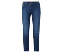 Slim Fit Jeans mit Stretch-Anteil Modell 'Elly'