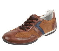 Sneaker aus Leder Modell 'Borgard'