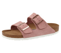 Pantolette 'Arizona BS' aus Veloursleder