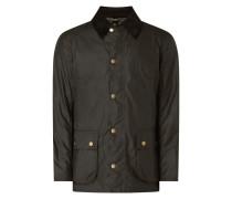 Jacke aus gewachster Baumwolle Modell 'Ashby'