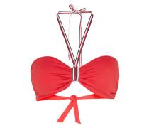 Bikini-Oberteil mit Neckholder