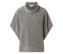 Shirt aus Bouclé
