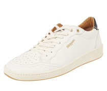 Sneaker aus Leder und Textil Modell 'Murray'