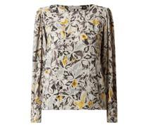 Blusenshirt aus Viskose Modell 'Pascarf'