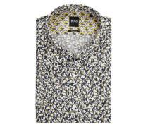 Regular Fit Freizeithemd aus Baumwolle mit kurzem Arm Modell 'Rash'