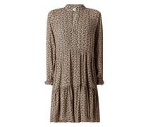 Kleid aus Viskose Modell 'Frank'