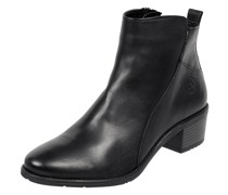 Booties aus Leder Modell 'Ruby'