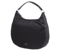 Hobo Bag mit Allover-Muster