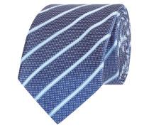 Krawatte mit Streifenmuster