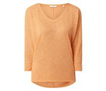 Shirt mit Viskose-Anteil Modell 'Sunshine'